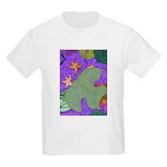 Fallen Leaves (purple) T-Shirt