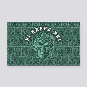Pi Kappa Phi Beach Rectangle Car Magnet
