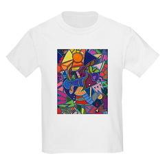Three Petals (pink) T-Shirt