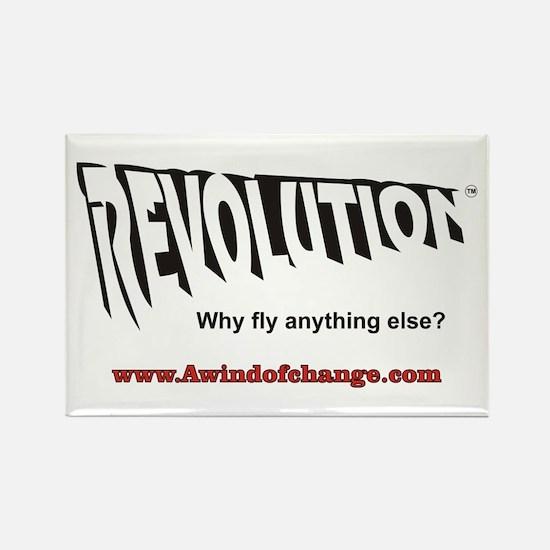 Revolution Apparel Rectangle Magnet