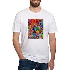 Three Petals (peach) Shirt