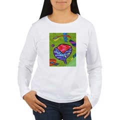 Seeing Comb T-Shirt