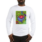 Seeing Comb Long Sleeve T-Shirt
