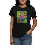 Seeing Comb Women's Dark T-Shirt