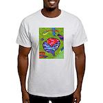 Seeing Comb Light T-Shirt