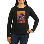 Nautalis Women's Long Sleeve Dark T-Shirt