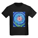 Flower Aura Kids Dark T-Shirt