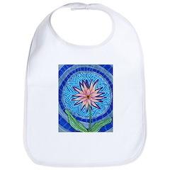 Flower Aura Bib