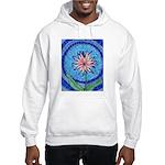 Flower Aura Hooded Sweatshirt