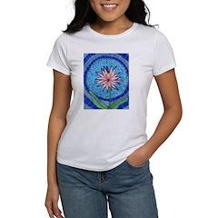 Flower Aura Women's T-Shirt