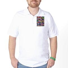 Smile Golf Shirt