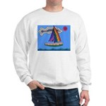 Floating Boat Sweatshirt