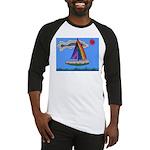 Floating Boat Baseball Jersey