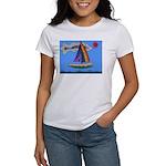Floating Boat Women's T-Shirt
