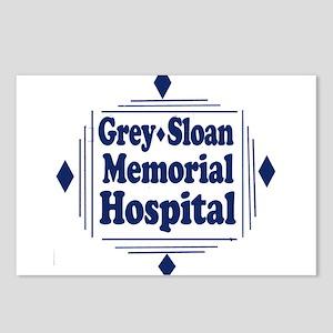 Grey Sloan Memorial Hospital Postcards (Package of