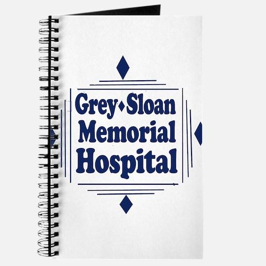 Grey Sloan Memorial Hospital Journal