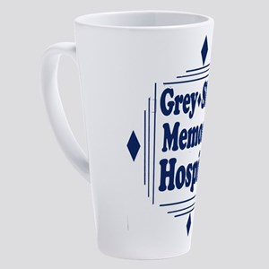 Grey Sloan Memorial Hospital 17 oz Latte Mug