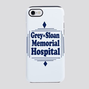 Grey Sloan Memorial Hospital iPhone 8/7 Tough Case