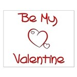 Be My Valentine Small Poster