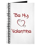 Be My Valentine Journal