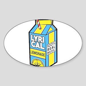 Lyrical Lemonade Sticker