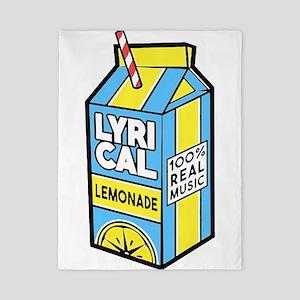 Lyrical Lemonade Twin Duvet Cover