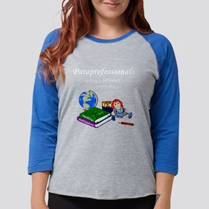 Paraprofessionals Making a Difference Long Sleeve