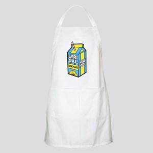 Lyrical Lemonade Light Apron