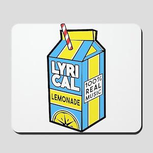 Lyrical Lemonade Mousepad