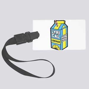 Lyrical Lemonade Large Luggage Tag