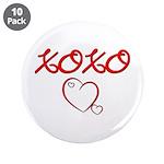 XOXO Heart 3.5