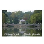Atlanta Postcards <br> Piedmont Park (Pkg of 8)
