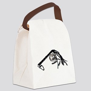 DiamondInRough061210Shadow Canvas Lunch Bag