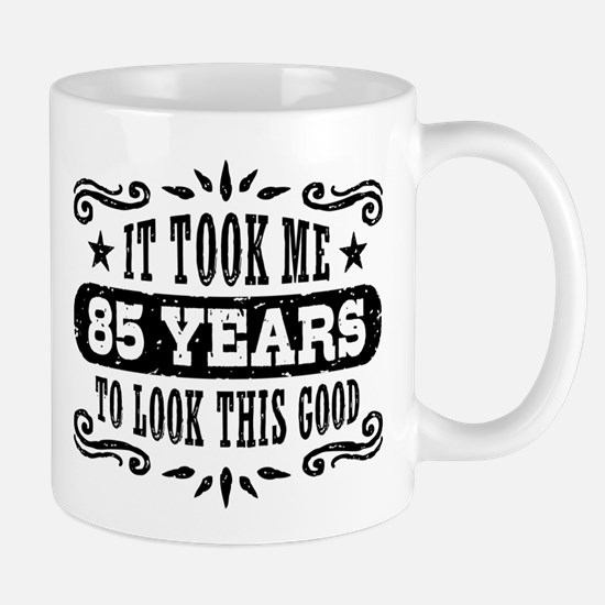 85th Birthday Mug