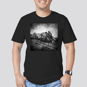 rustic vintage steam train T-Shirt