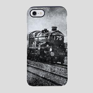rustic vintage steam train iPhone 8/7 Tough Case