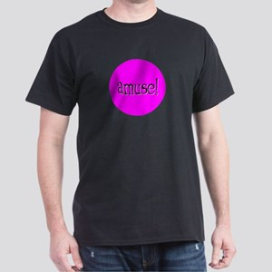 amuse pink Dark T-Shirt