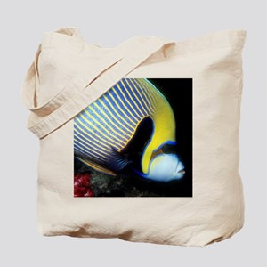 Emperor Angel Fish Tote Bag