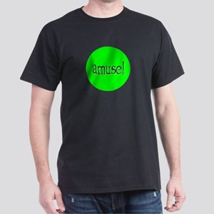 amuse green Dark T-Shirt