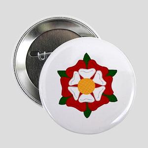 Tudor Rose Button