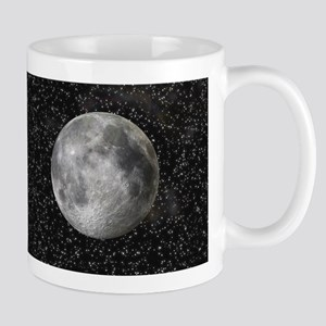Moon and Stars Mugs