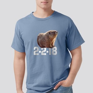 2218 Groundhog T-Shirt