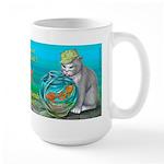 Fish Large Mug