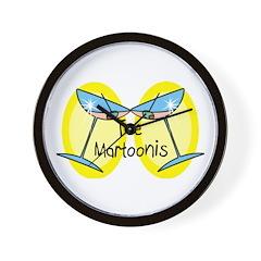 Martoonis Wall Clock