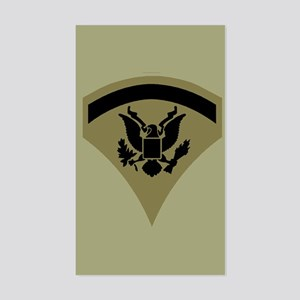 Specialist 5<BR>Sticker