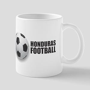 Honduras Football Mugs