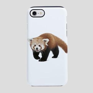 Red Panda iPhone 8/7 Tough Case