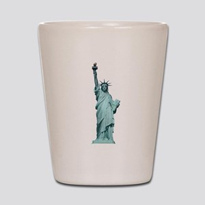 Statue of Liberty Shot Glass
