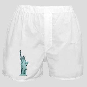 Statue of Liberty Boxer Shorts