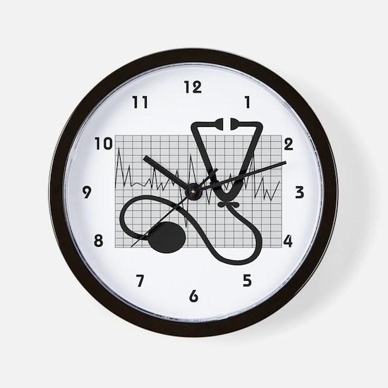 Cardiologist Wall Clock